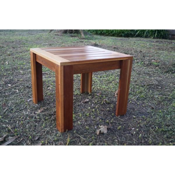 Mesa de centro pequena deckora o madeira faz a diferen a - Mesas pequenas ...